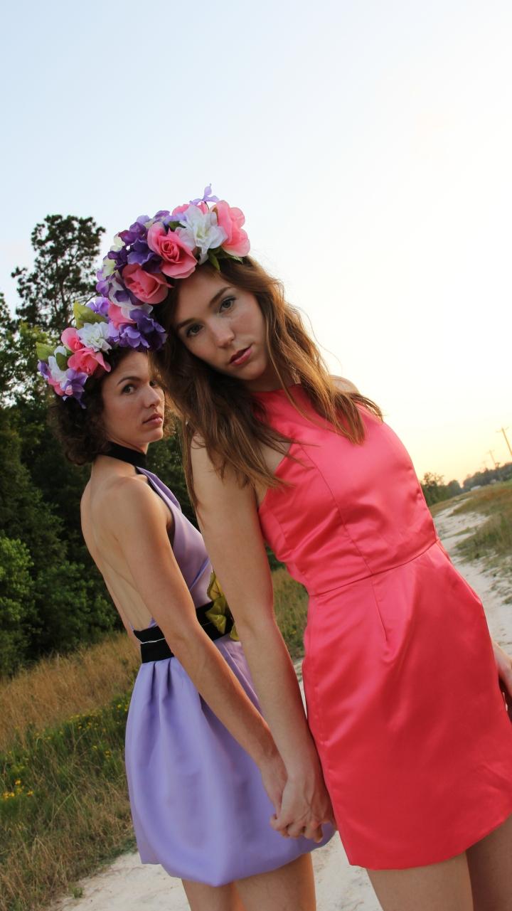 Floral Photo Shoot