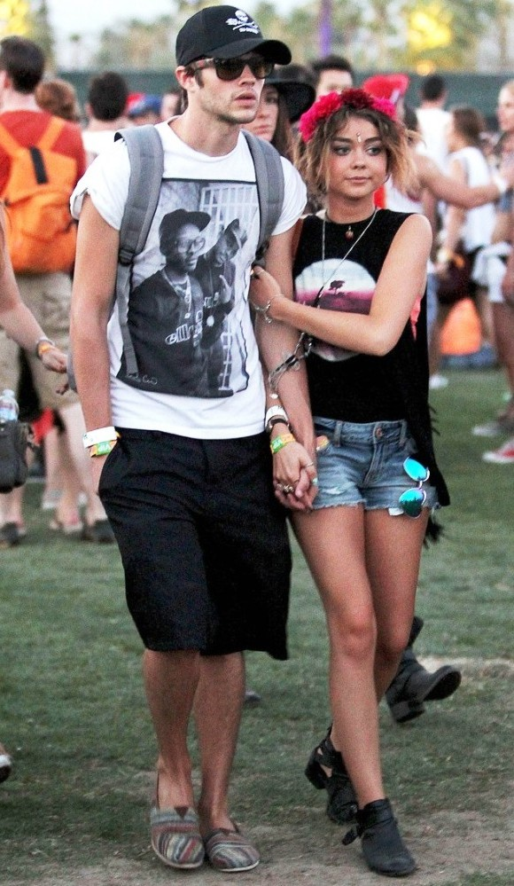 sarah-hyland-matt-prokop-at-coachella-2014