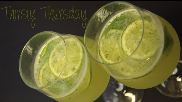Thirsty Thursday: Lemon-LimeVodka!